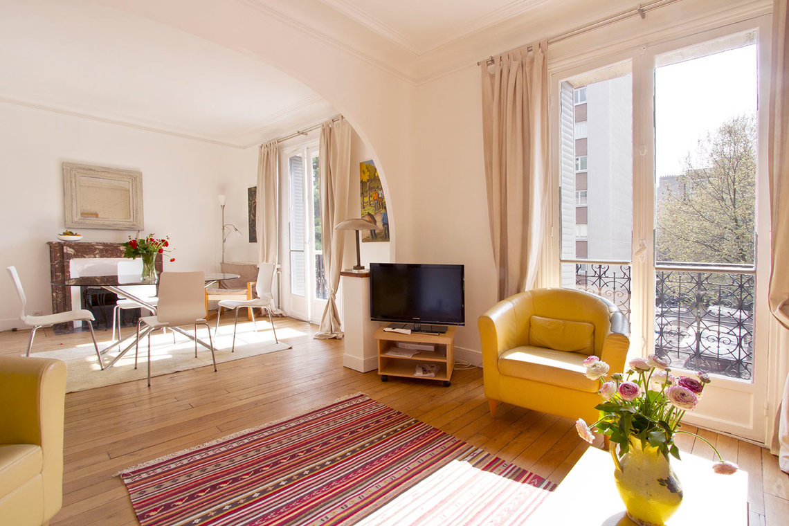Paris Rue Bargue Apartment for rent