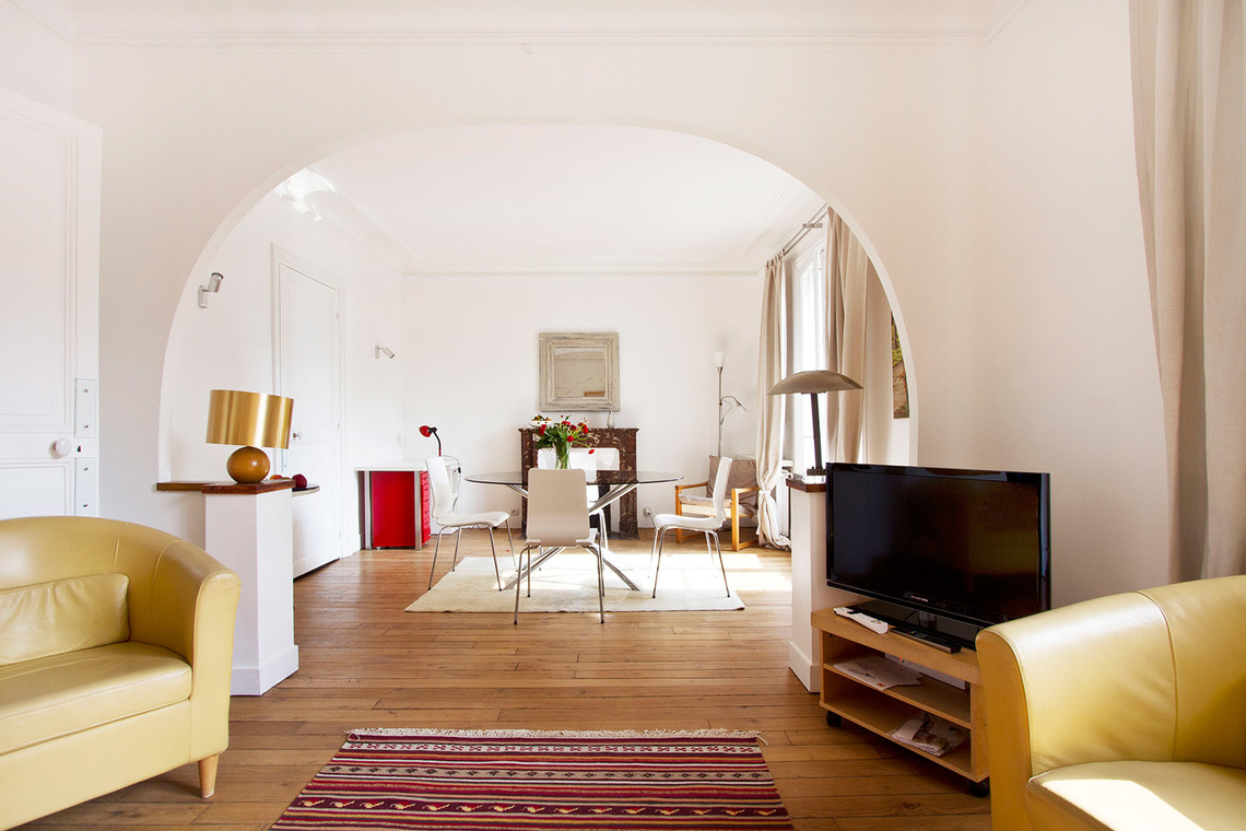 Apartment Paris Rue Bargue 2
