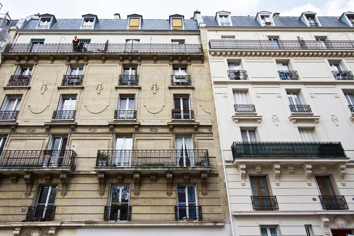 Apartment Paris Rue Bargue 10