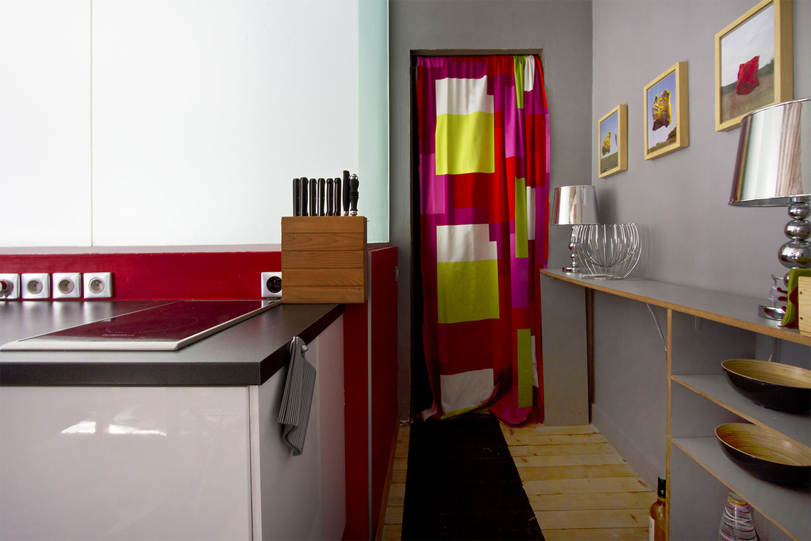 Appartement Paris Rue de la Roquette 6