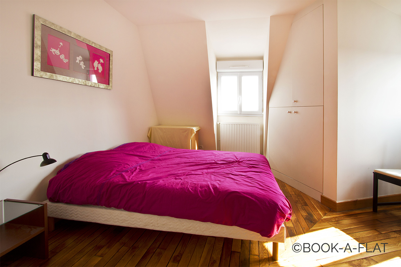 Apartment Paris Boulevard Berthier 5
