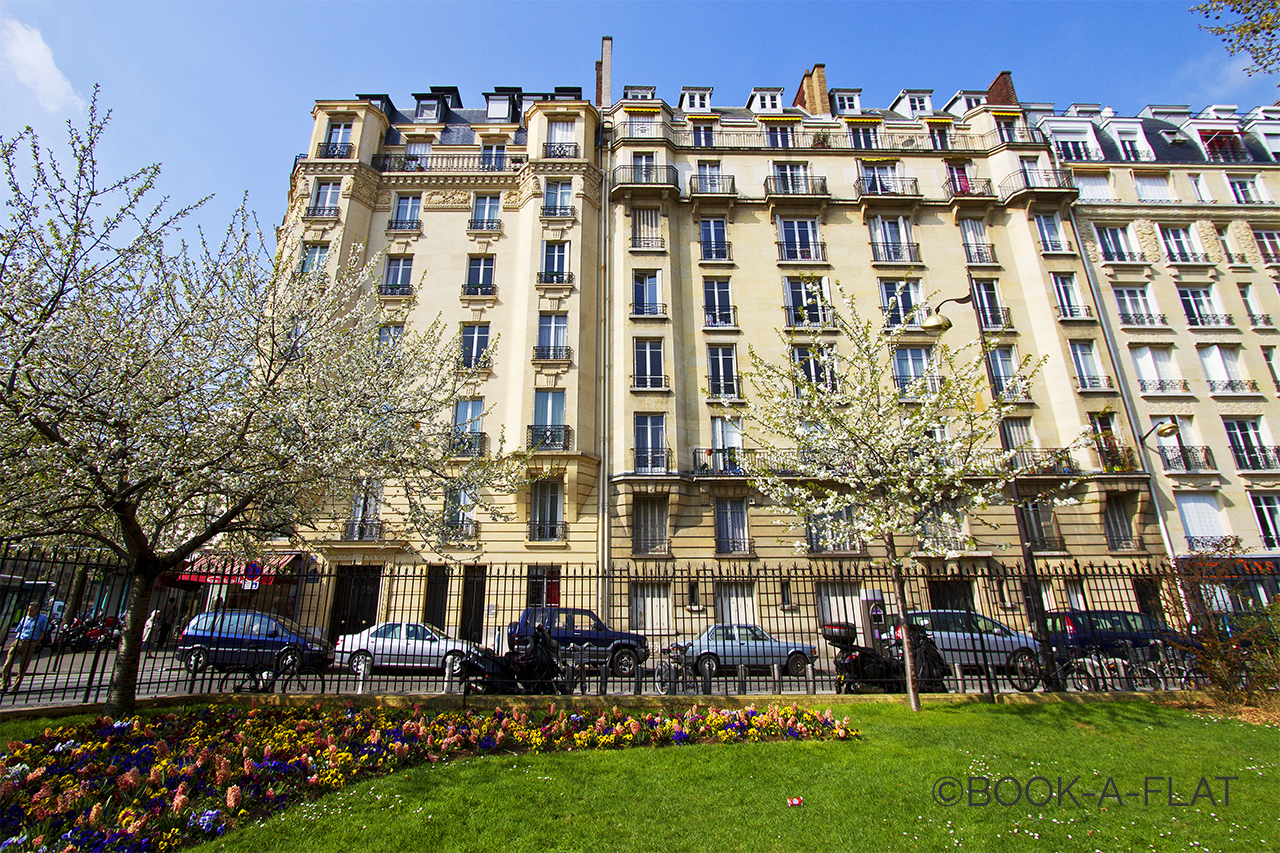 Apartment Paris Boulevard Berthier 8