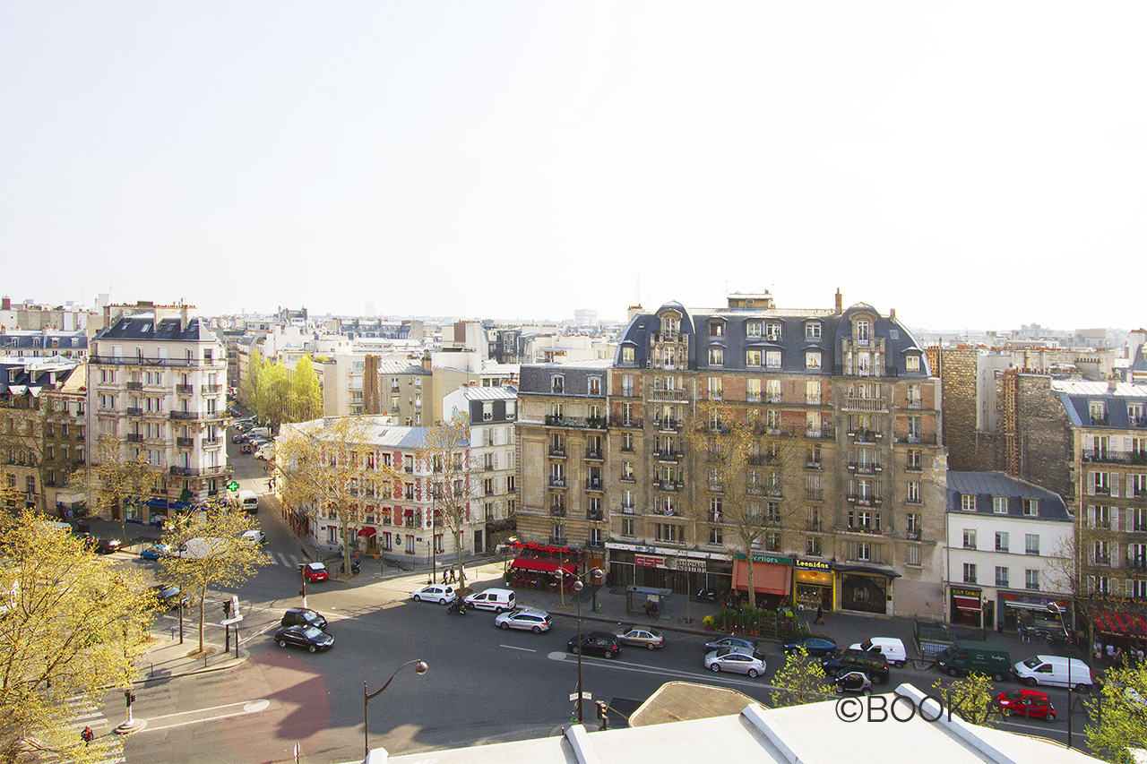 Apartment Paris Boulevard Berthier 9