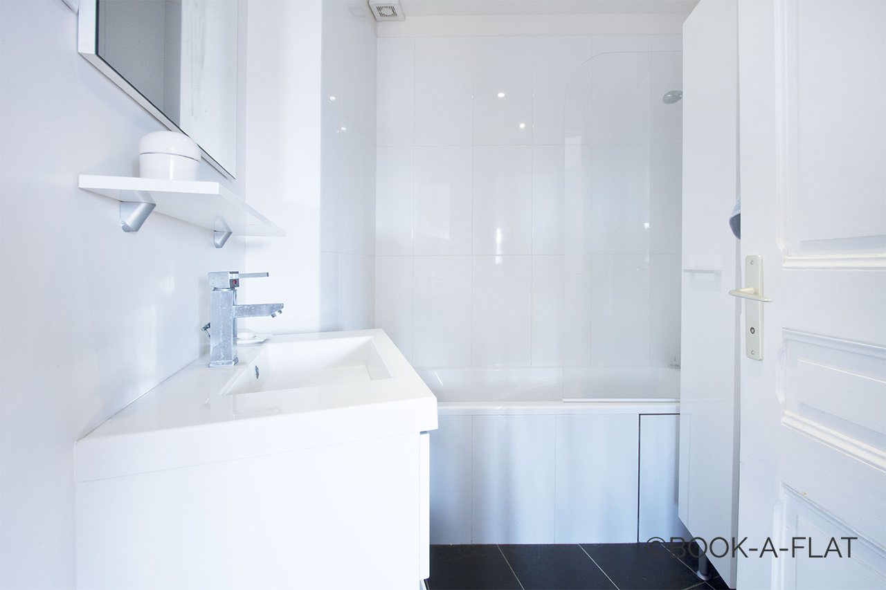 Apartment Paris Boulevard Berthier 7
