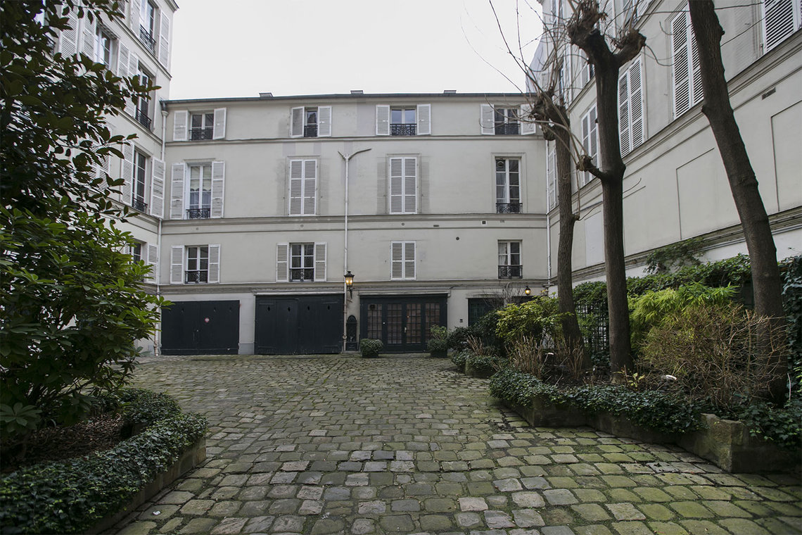 Apartamento Paris Rue Washington 9