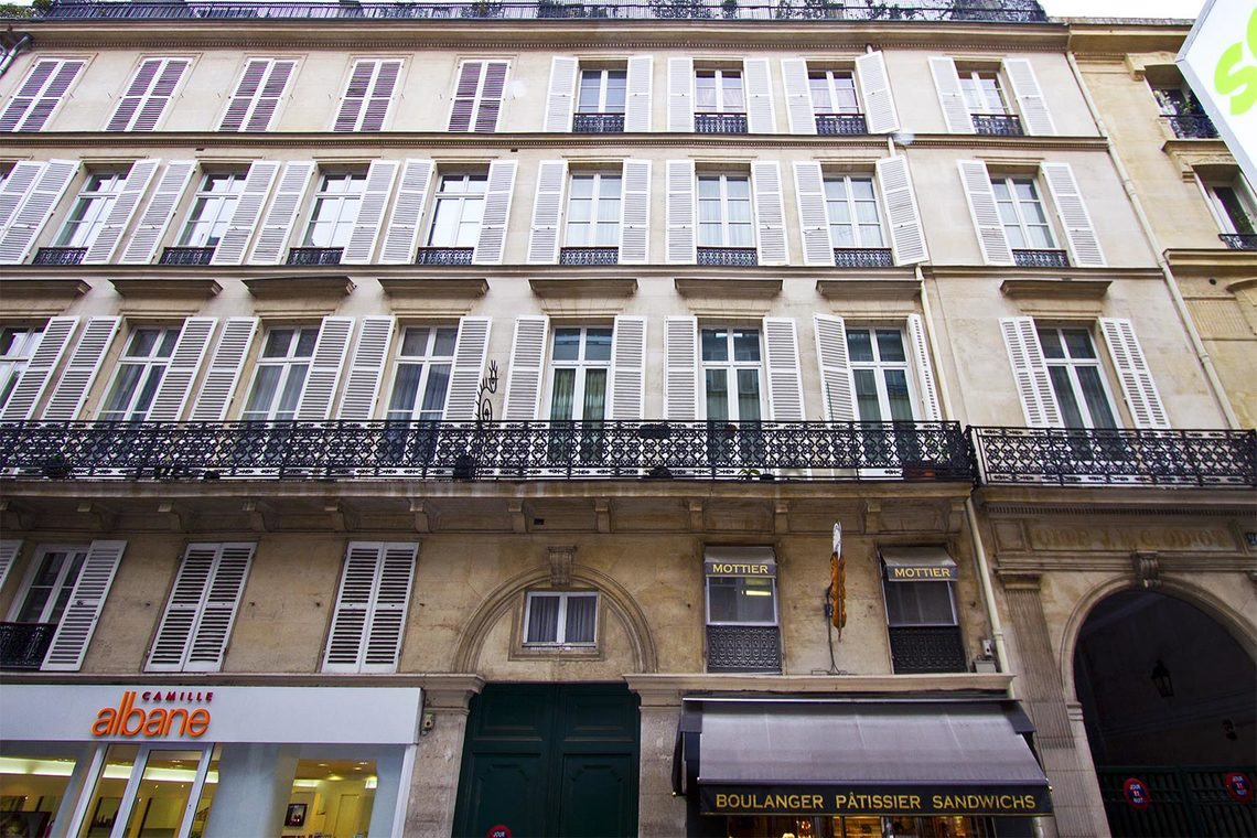 Appartamento Paris Rue Washington 7