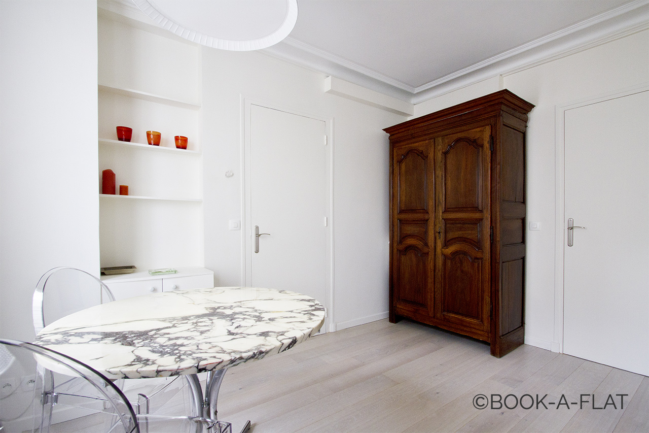 Apartment Paris Passage Jean Nicot 4
