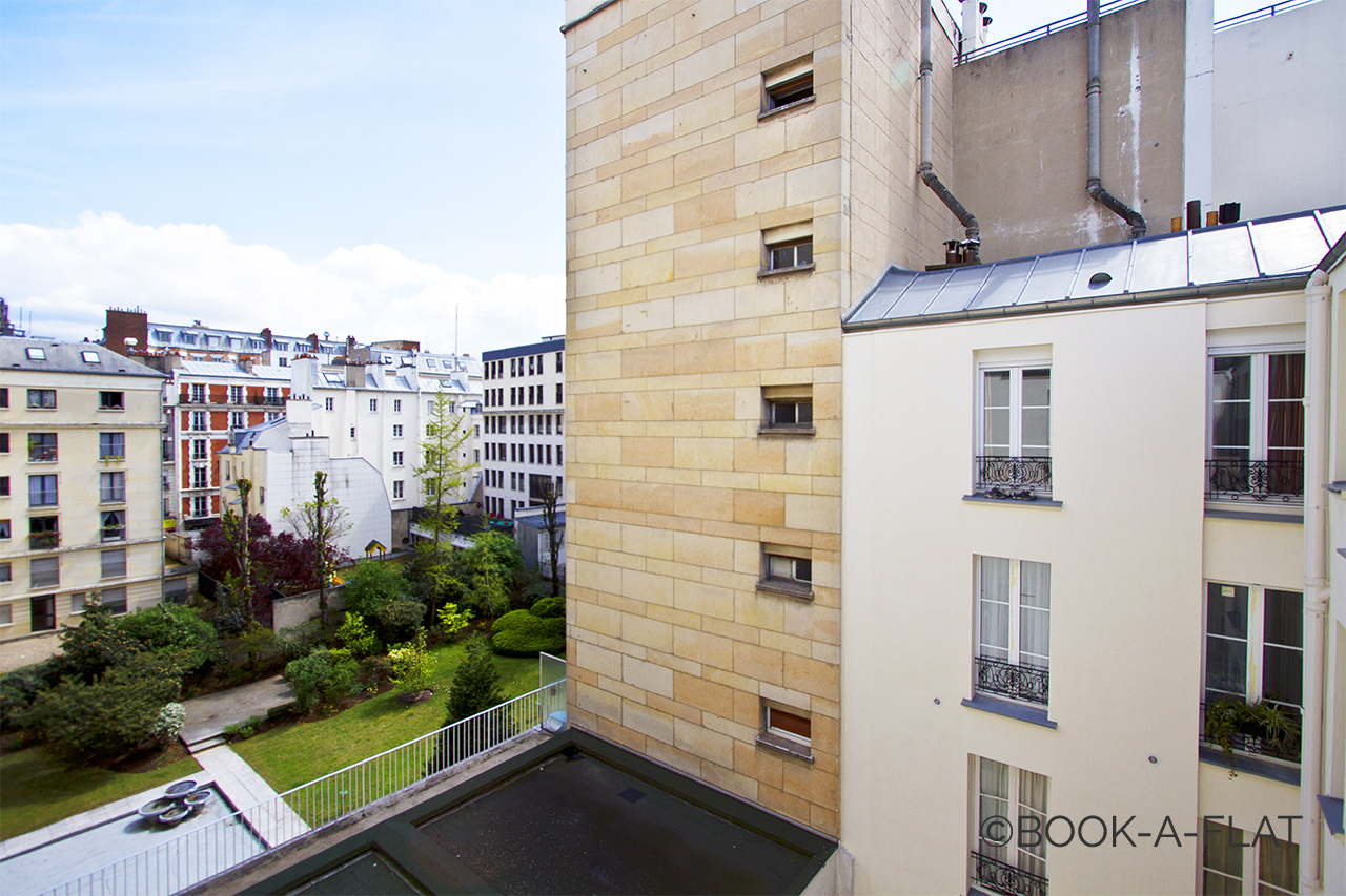 Apartment Paris Passage Jean Nicot 8
