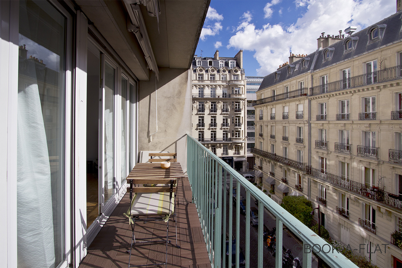 Apartment Paris Rue Weber 9