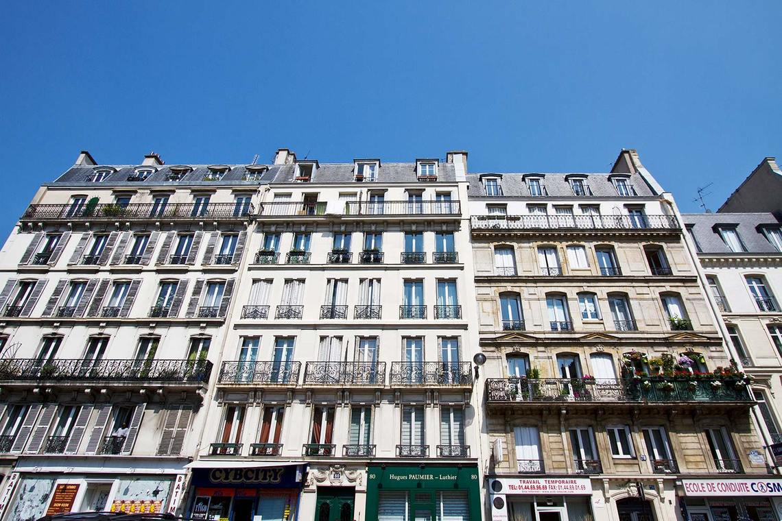 Appartement Paris Rue de Rome  11