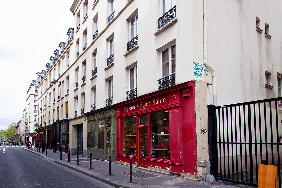 Apartment Paris Rue Saint Sabin 10