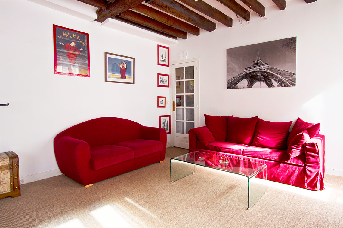 Paris Rue Saint Sabin Apartment for rent