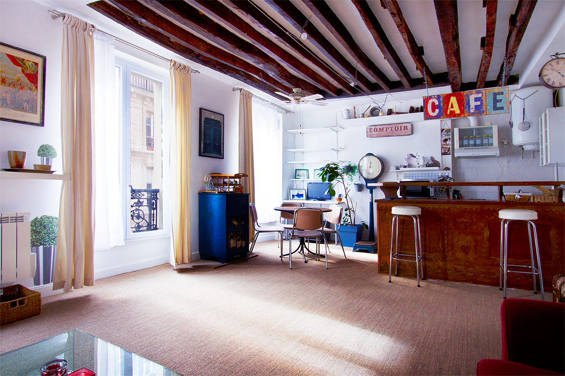 Apartment Paris Rue Saint Sabin 3