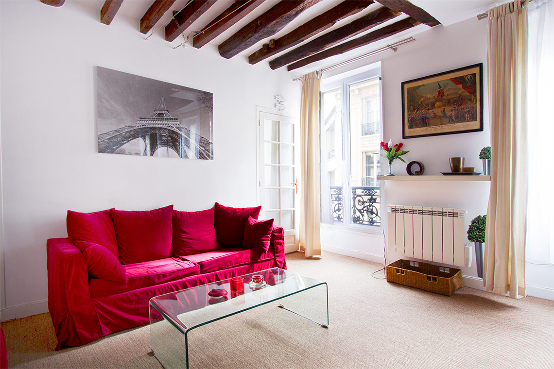 Apartment Paris Rue Saint Sabin 2