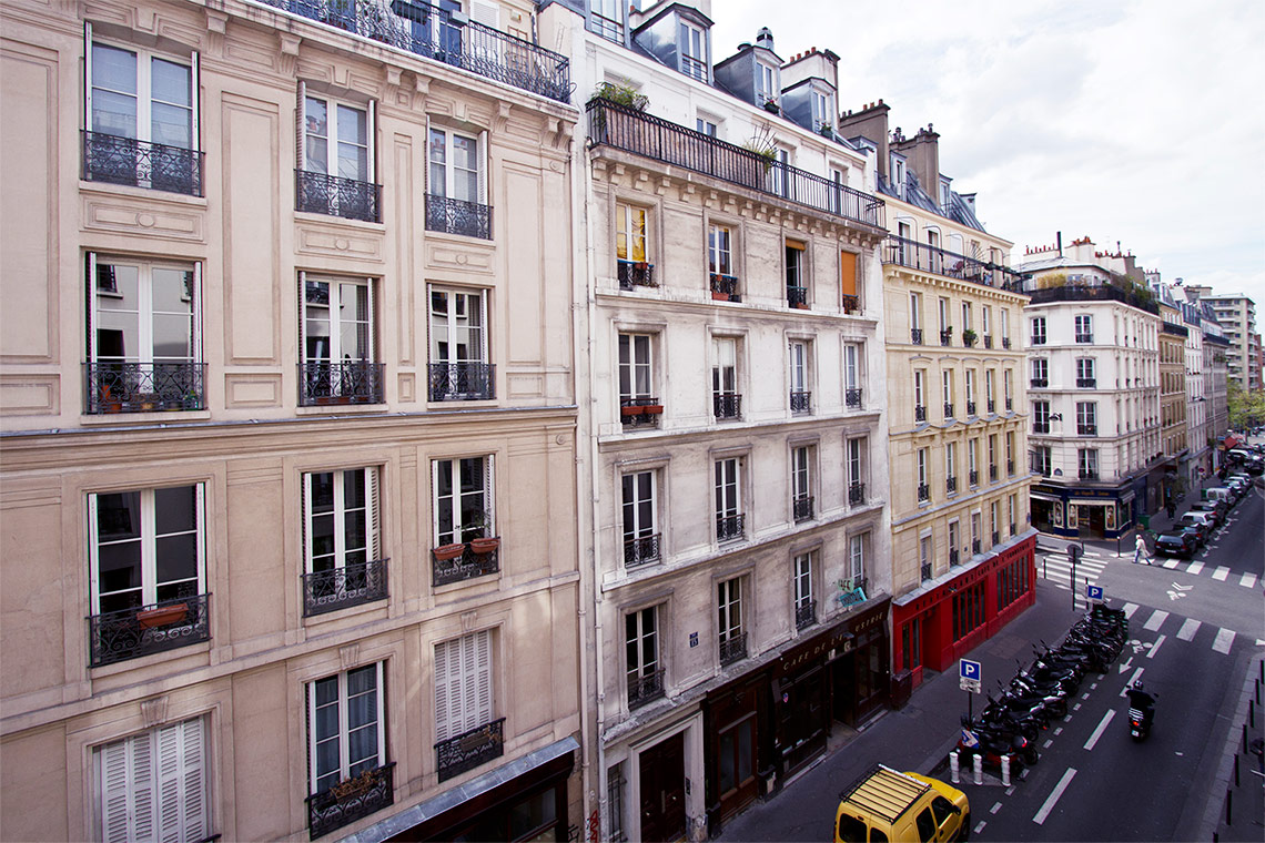 Apartment Paris Rue Saint Sabin 8