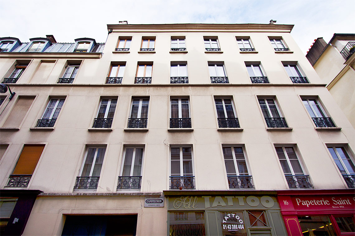 Apartment Paris Rue Saint Sabin 11