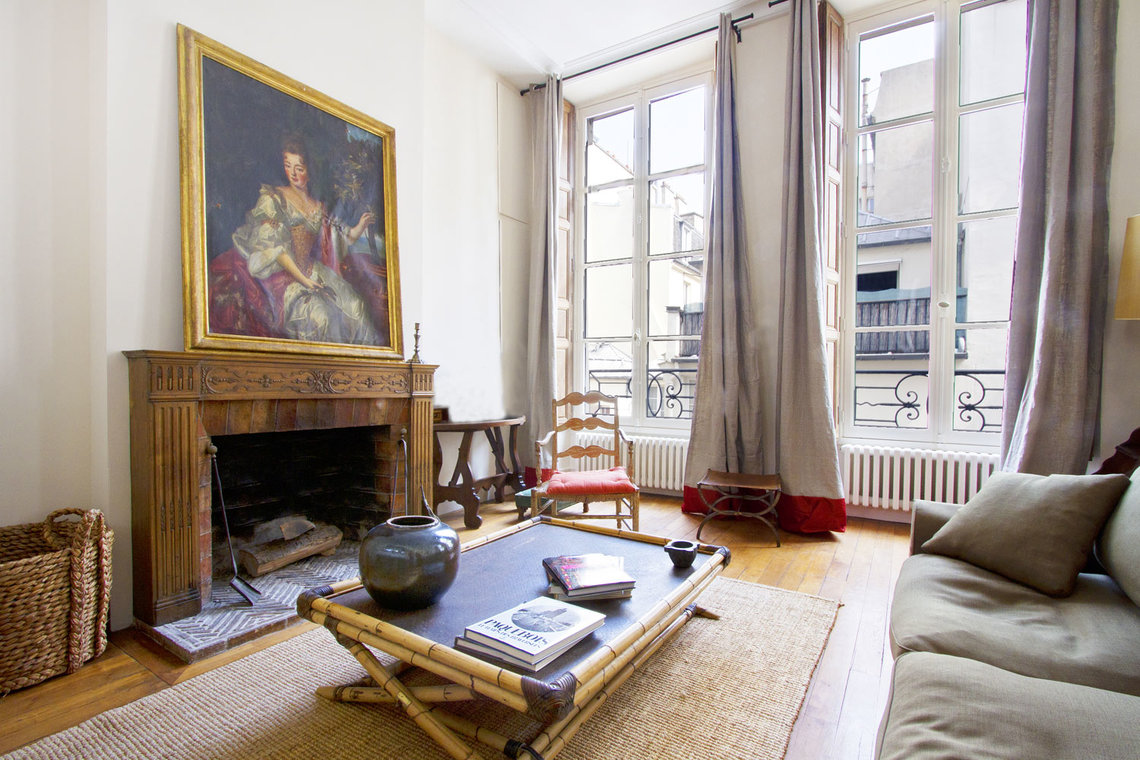Paris Rue Thérèse Apartment for rent
