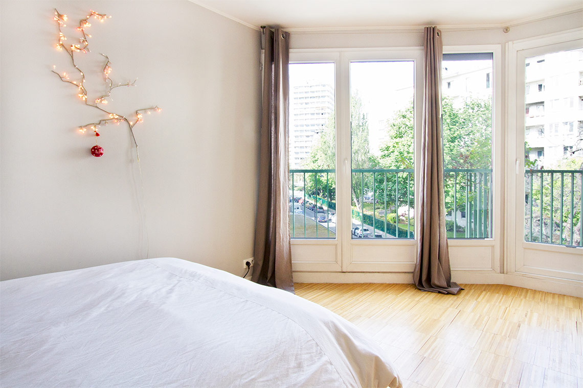 Appartamento Paris Rue Boussingault 7