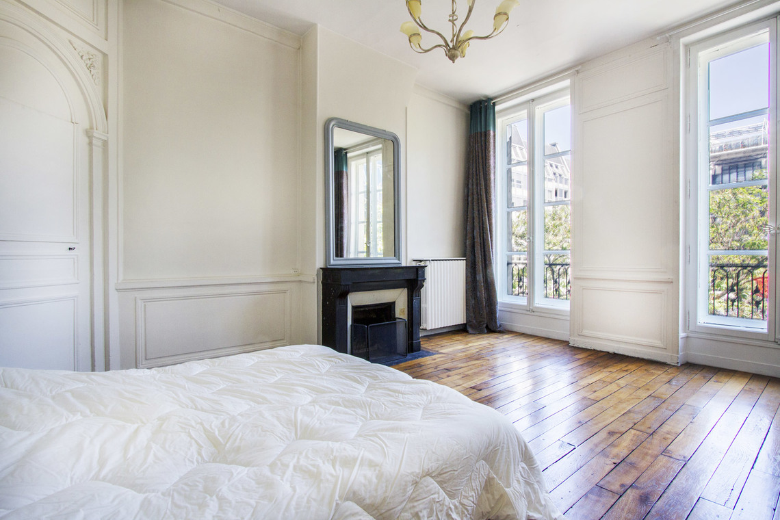 Apartment Paris Rue Quincampoix 5