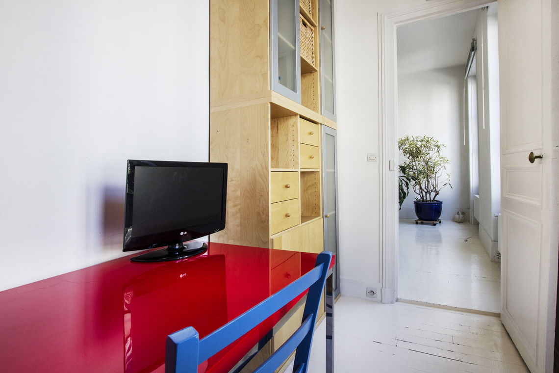 Apartment Paris Rue Quincampoix 10