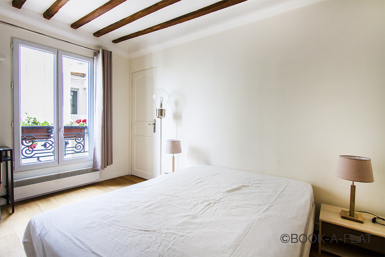 Appartamento Paris Rue Dancourt 4