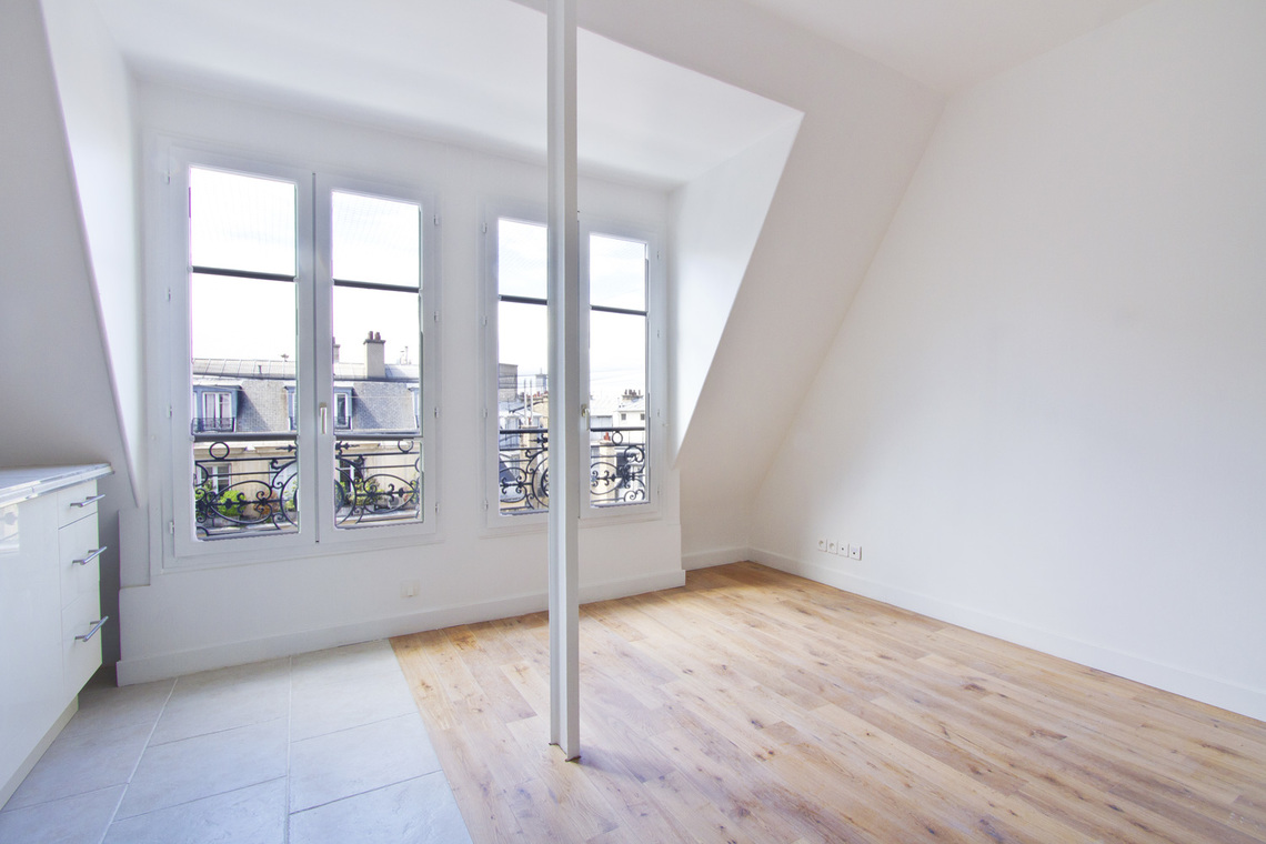 Apartment Paris Avenue Foch 4