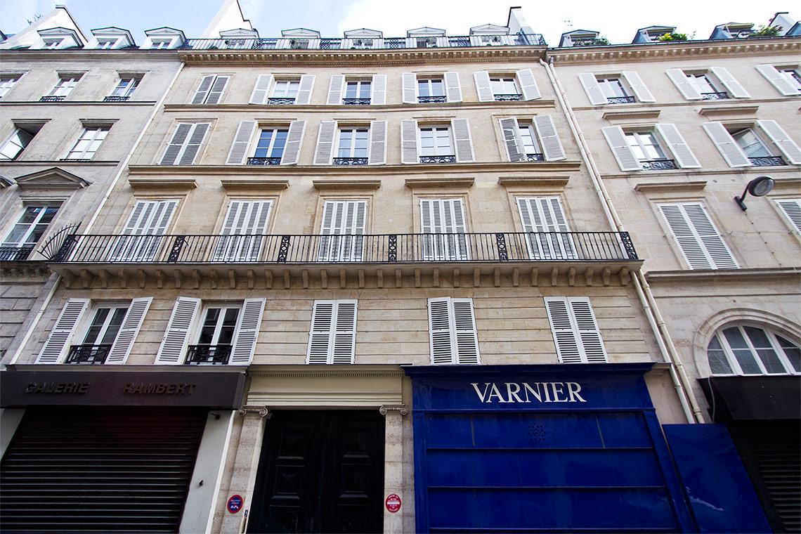 Apartment for rent rue des beaux arts paris ref 7341 - Rue des beaux arts ...