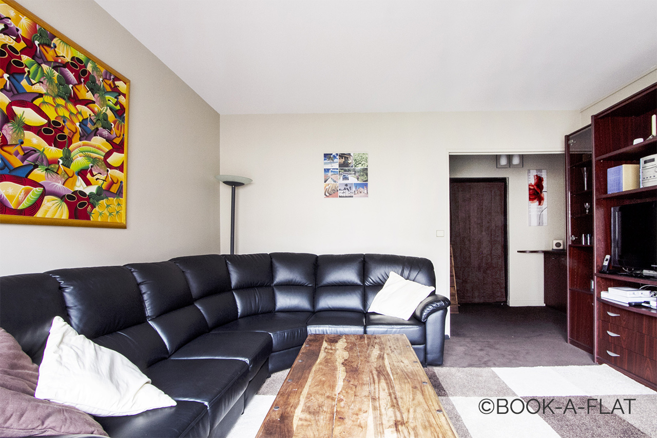 Appartement Paris Rue Friant 2
