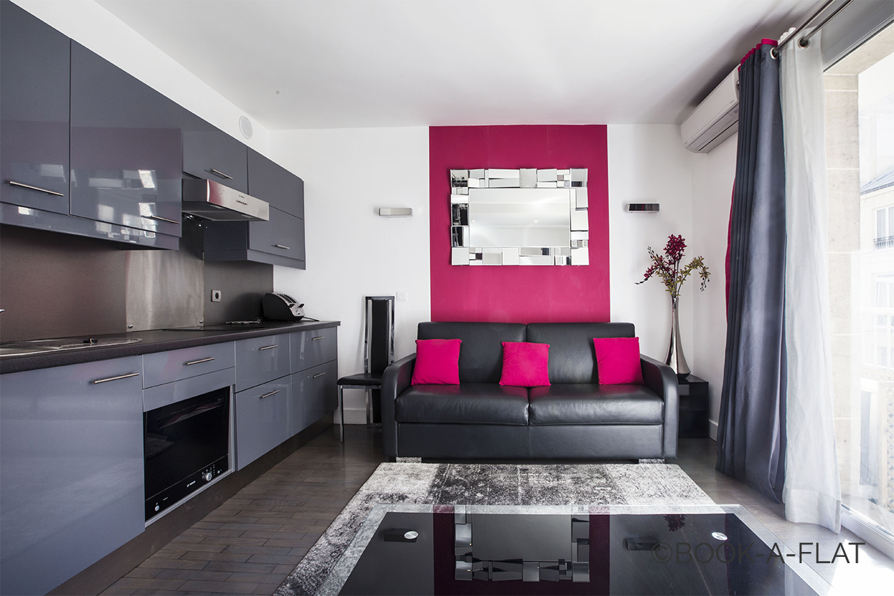 Furnished apartment for rent Paris Rue de Vaugirard