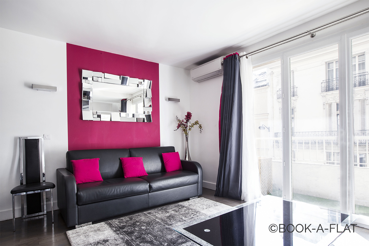 Appartement Paris Rue de Vaugirard 6