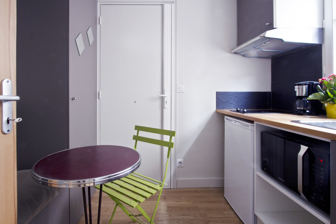 Appartement Paris Rue Mademoiselle 7