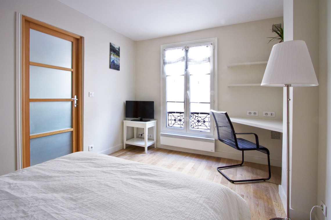 Appartement Paris Rue Mademoiselle 2