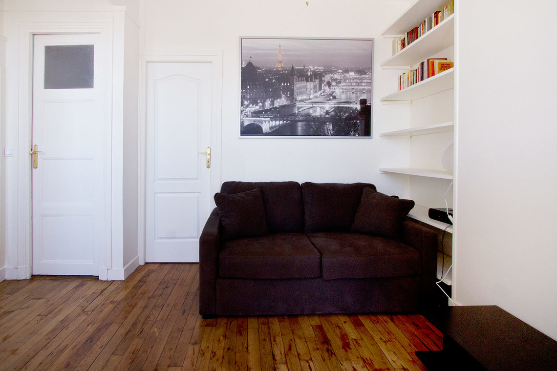 Appartement Paris Rue la Condamine 4