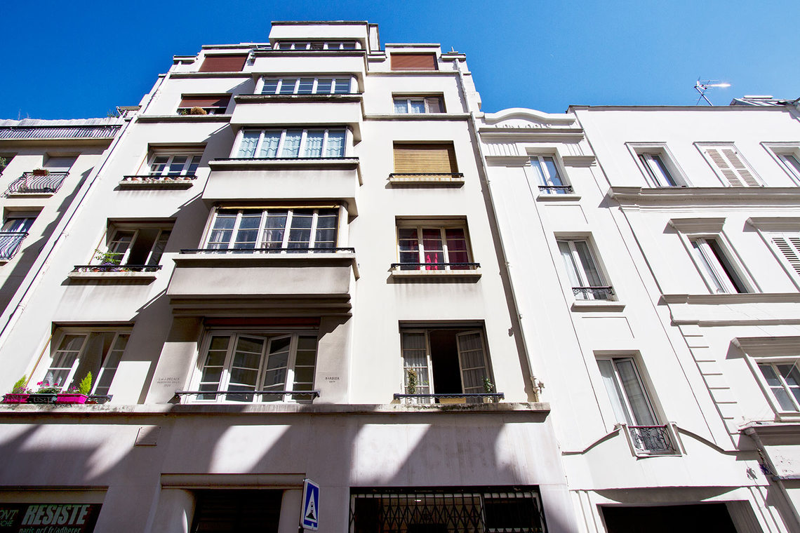 Appartement Paris Rue la Condamine 13
