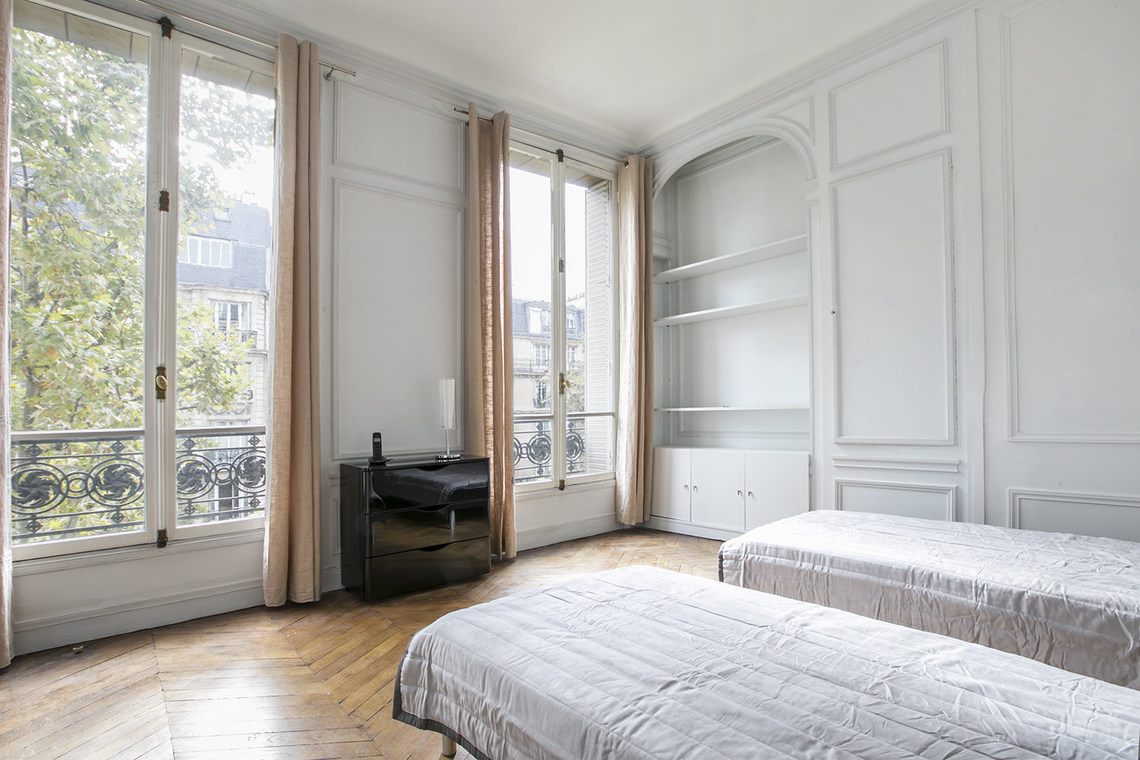 Appartamento Paris Avenue Niel 18