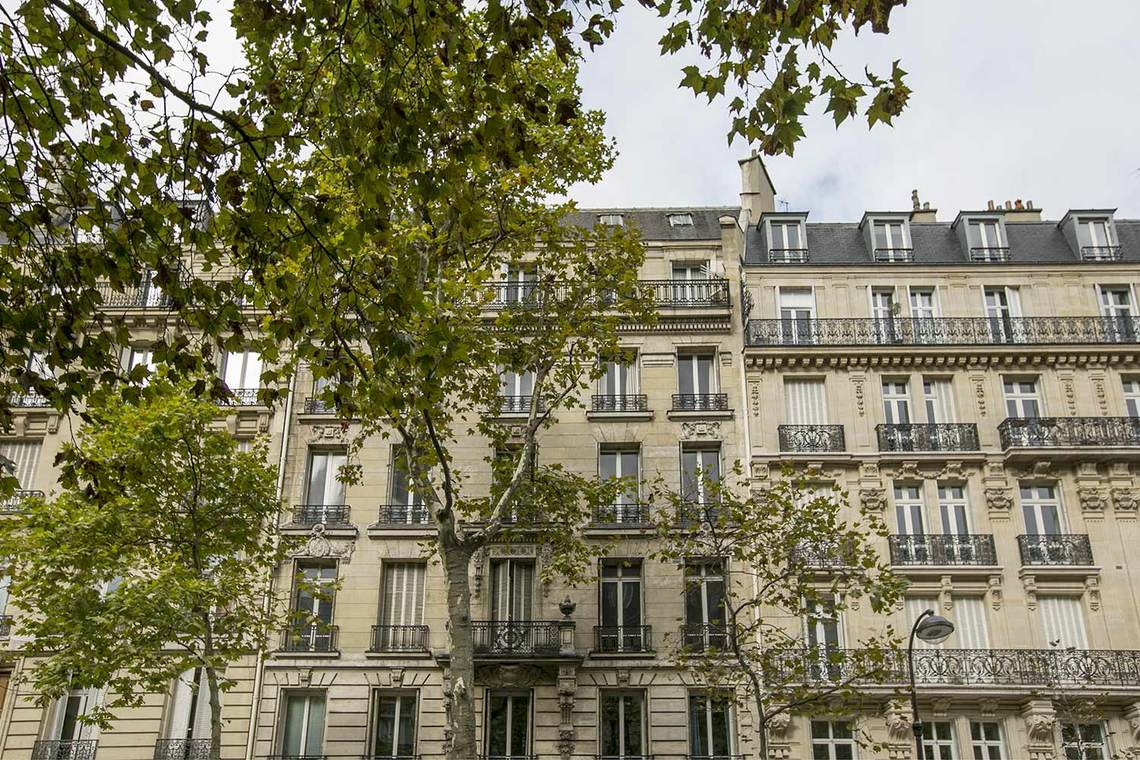 Appartamento Paris Avenue Niel 21