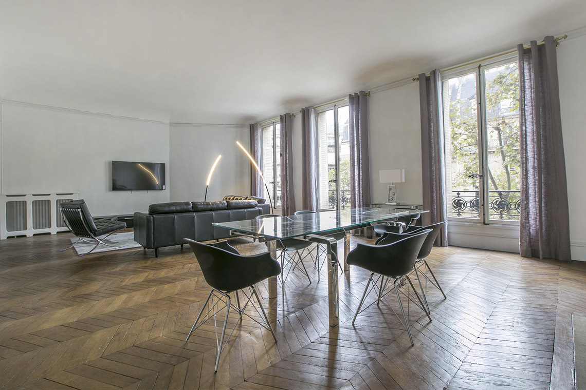 Appartamento Paris Avenue Niel 6