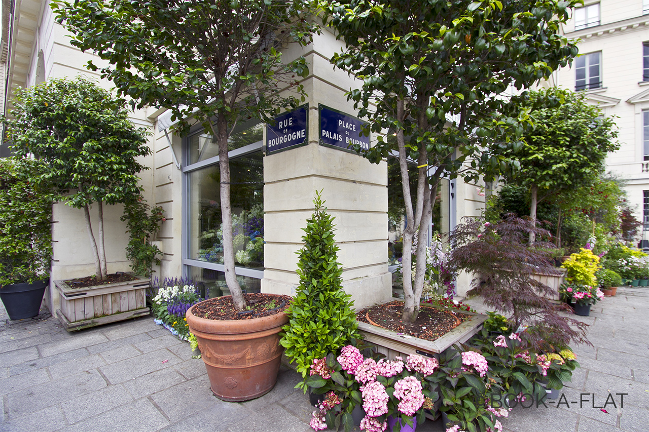 Apartment Paris Rue de Bourgogne 10