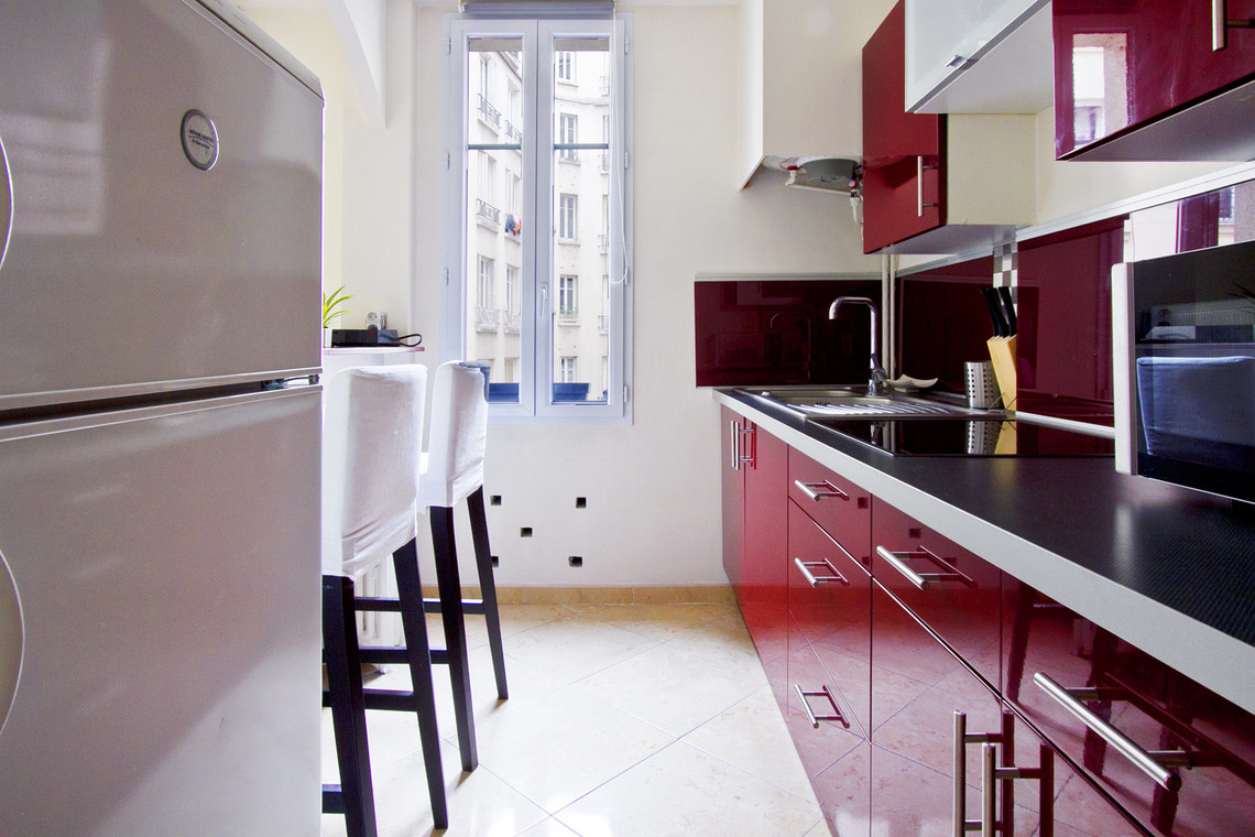 Apartment Paris Rue Belliard 7