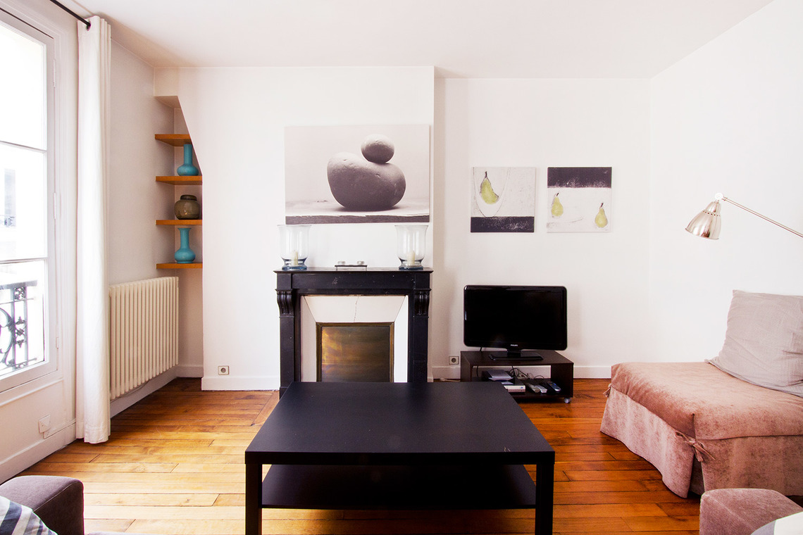 Apartment Paris Rue Greneta 3
