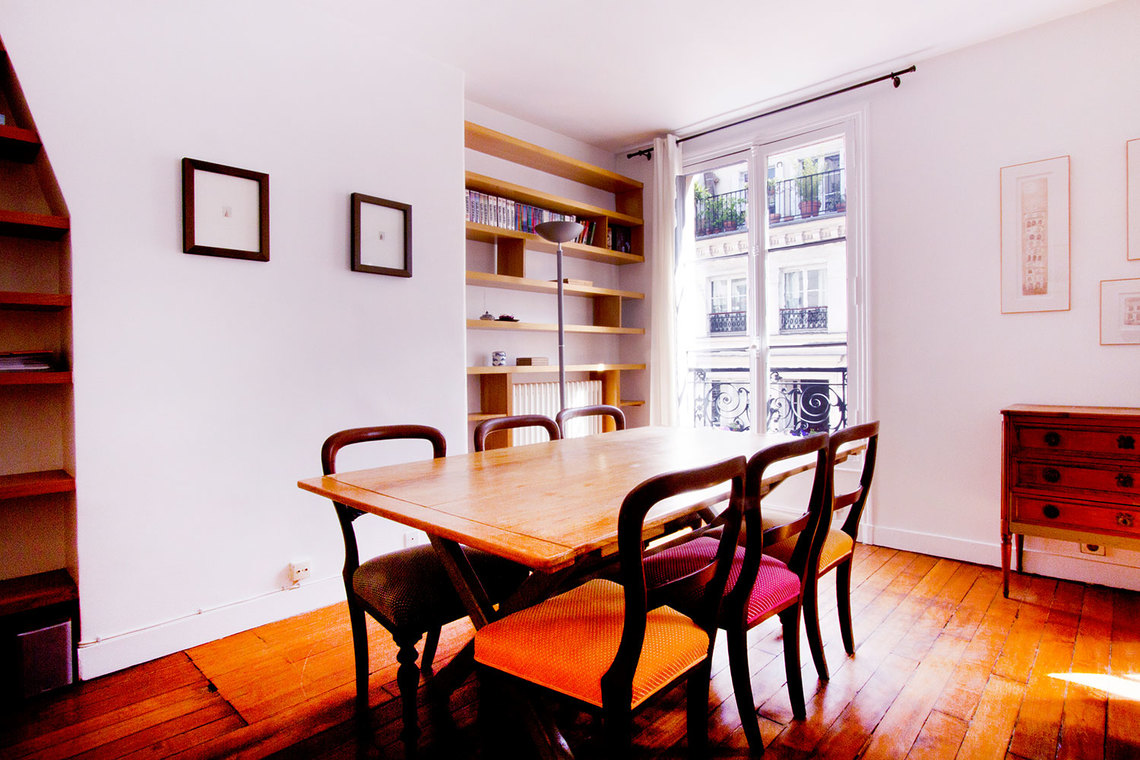 Apartment Paris Rue Greneta 4