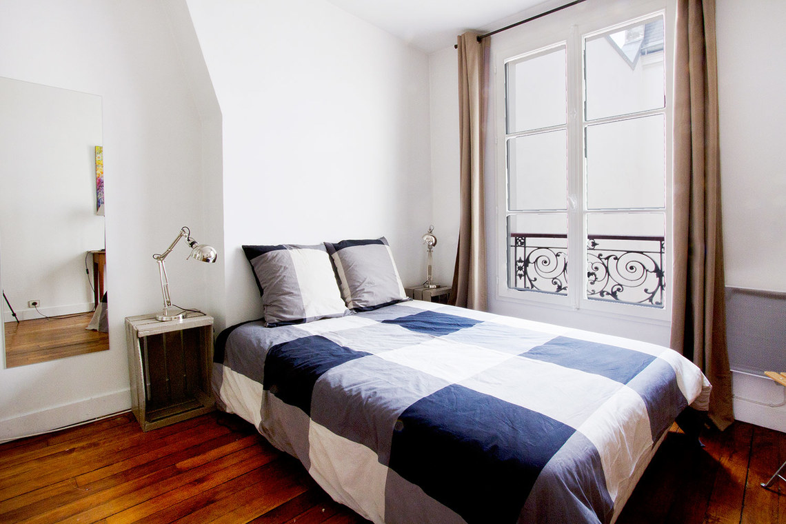 Apartment Paris Rue Greneta 6