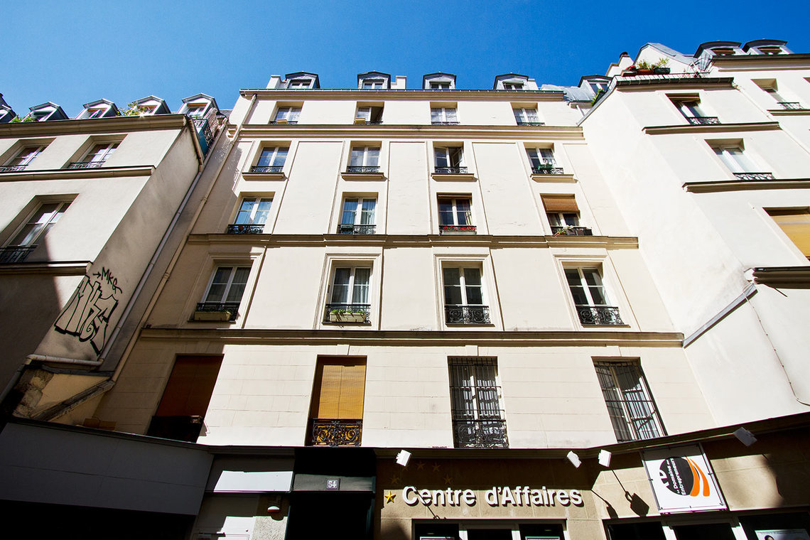 Apartment Paris Rue Greneta 9