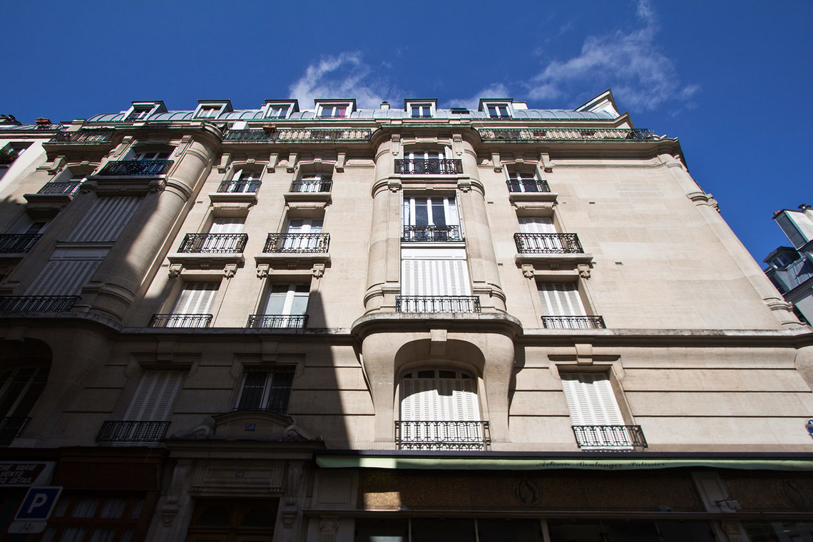 Appartamento Paris Rue de la Folie Méricourt 8