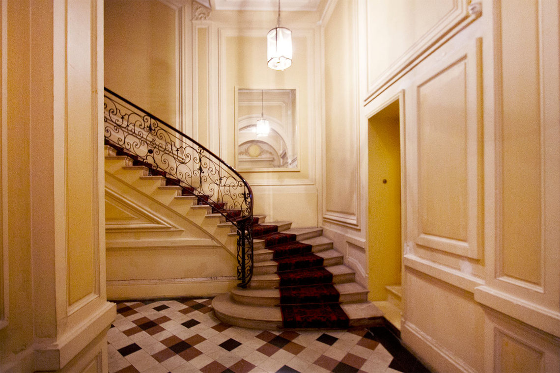Apartment Paris Rue de Monceau 10