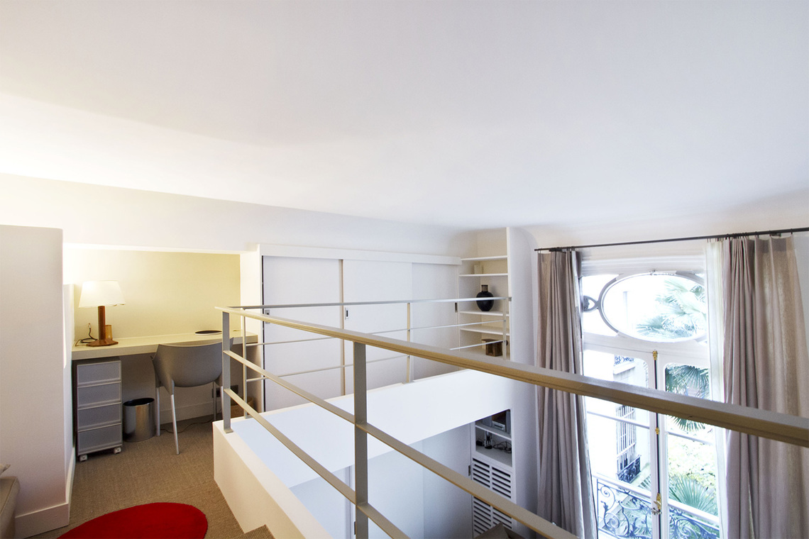 Apartment Paris Rue de Monceau 7