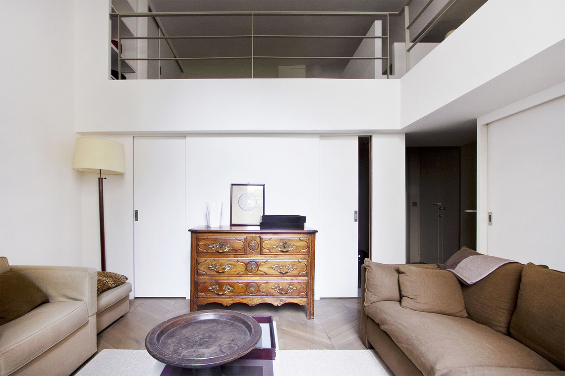 Paris Rue de Monceau Apartment for rent