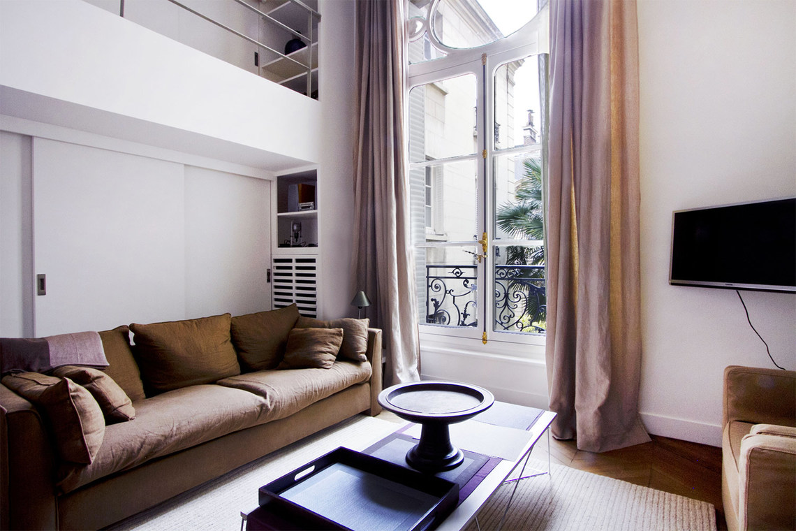 Apartment Paris Rue de Monceau 3