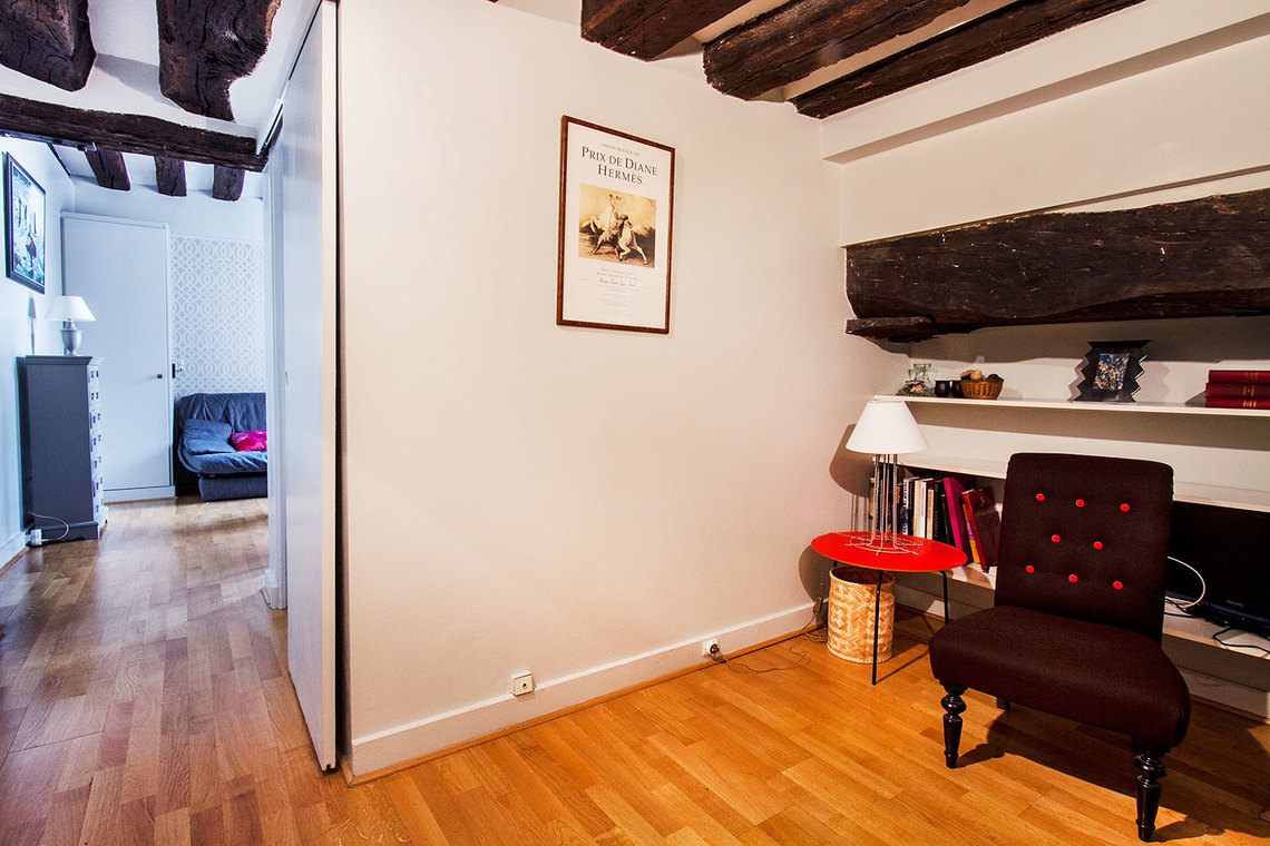 Paris Rue des Bourdonnais Apartment for rent