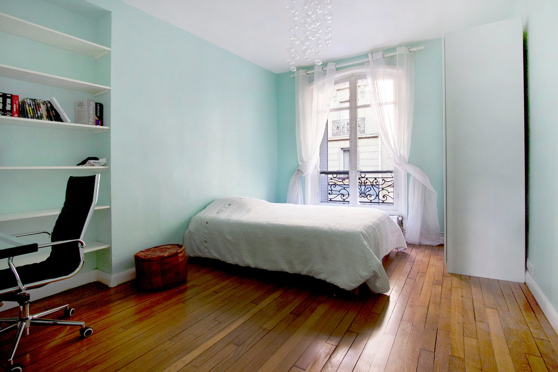 Apartamento Paris Rue Boyer-Barret 6